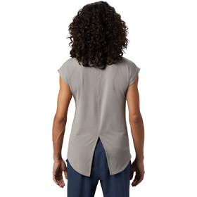 Mountain Hardwear Everyday Perfect T-shirt Dames, grijs